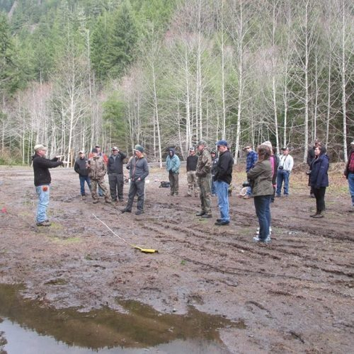 Olympic Project Bigfoot Track Casting Class