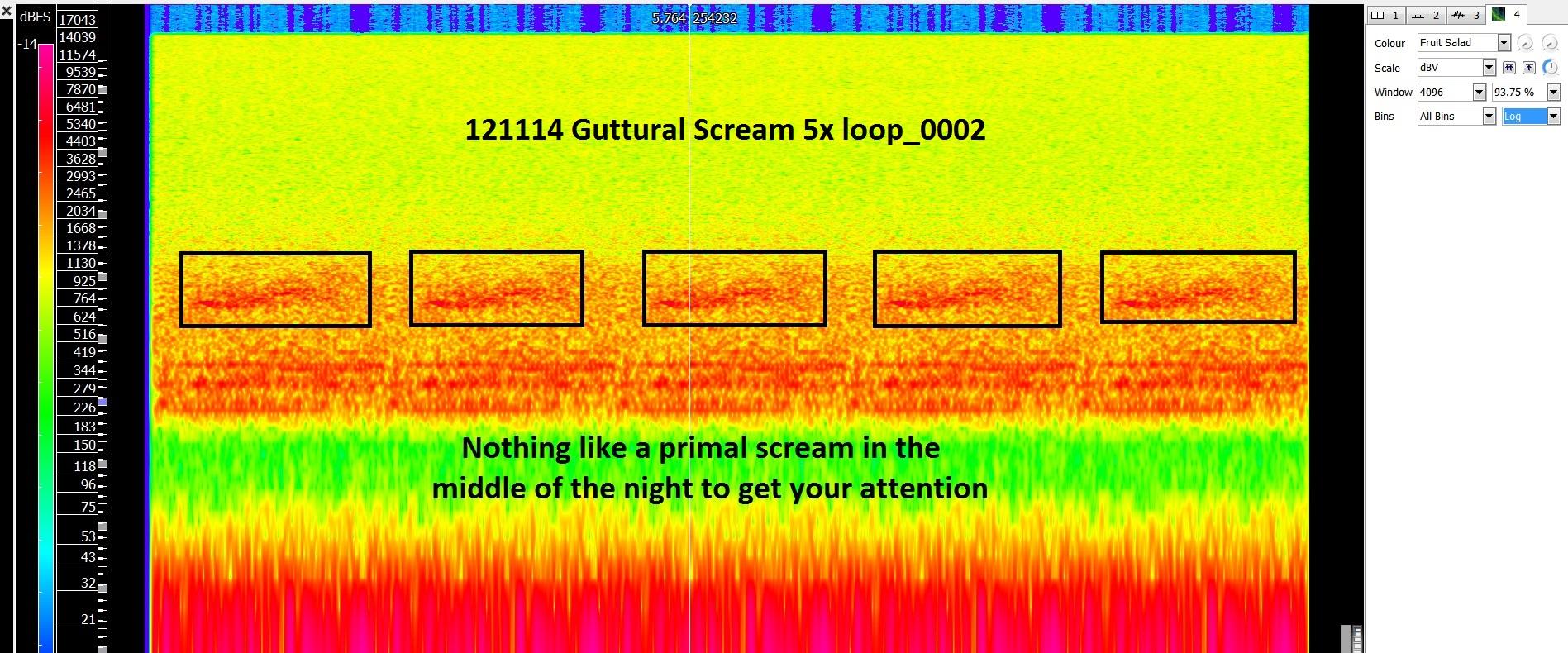 Guttural Scream