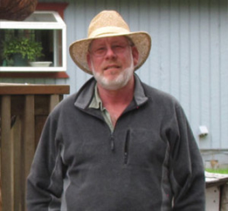 Olympic Project Team Member Jim Boudousquie